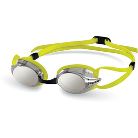 Head Venom Mirrored Goggles, lime-smoke